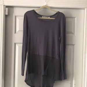 Michael Star long sleeve top size one size